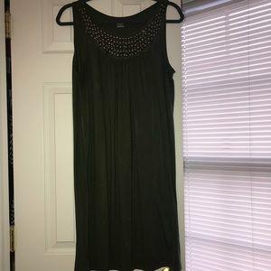 a.n.a Dresses - Olive summer dress